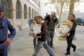 Hacienda detecta cuentas del Consorci d'Informàtica Local de Mallorca en Portugal