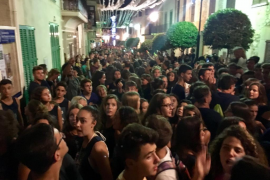 'Més sans que un gra d'all', la carrera con más diversión en Sant Llorenç