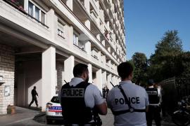 «Masiva» búsqueda del vehículo responsable del atropello en París