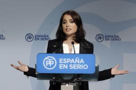 Andrea Levy admite que en España pueden existir «naciones sin Estado»