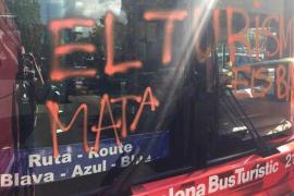 La Generalitat se persona como acusación particular por el ataque de Arran a un bus turístico de Barcelona