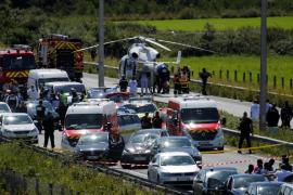 Francia confirma el arresto del sospechoso del atropello de militares
