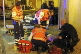 La policía detiene a un hombre acusado de apuñalar a otro en un bar de la Soledat
