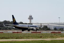 El centro de control de Baleares ha gestionado en julio un 6,5% más de vuelos que al año pasado