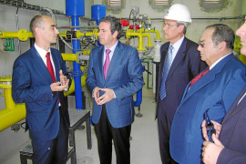 La planta de gas de Inca carece de licencia de obras y el Ajuntament amenaza con expedientarla