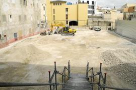 Comienza la cuenta atrás para las obras definitivas del Museu de Mallorca