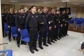 El examen para los nuevos policías locales de Baleares incluirá 20 temas
