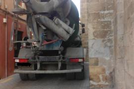 ARCA denuncia que vehículos pesados siguen circulando junto a Sant Jeroni