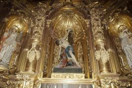 Rezos y espadas en la iconografía de la Seu