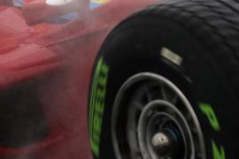 Alonso (Ferrari): «Estamos en  buena forma, pero no competimos solos»