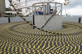 El Ayuntamiento de Sagunto exige parar las obras del cable eléctrico con Balears
