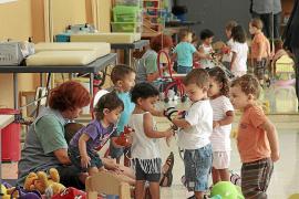 Las ayudas a las guarderías suben 300.000 euros hasta los 1,8 millones