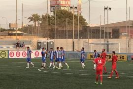 El Atlético Baleares supera al Esporles y sigue invicto en pretemporada