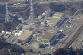 Problemas con el sistema de refrigeración en la planta nuclear de Tokai
