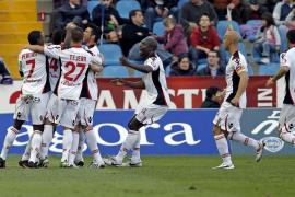 El Mallorca salva un punto de oro ante el Levante