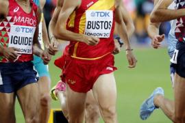 David Bustos: «Espero quitarme la espina el año que viene»