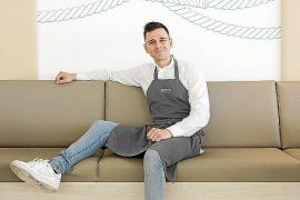Álvaro Salazar de Argos Restaurante de La Goleta Hotel de Mar
