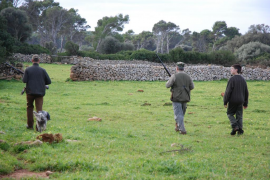 Cazadores de Baleares se concentrarán este sábado por la prohibición del Campeonato de Tiro a la Codorniz