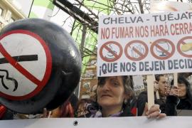 División entre los propietarios de bar ante el anuncio de huelga contra la ley del tabaco