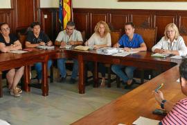 El pleno de Santanyí pide al Consell un carril bici y un paseo peatonal que conecte con Campos