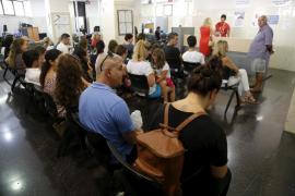 La oficina del DNI de Palma, la tercera de España en emisión de documentos