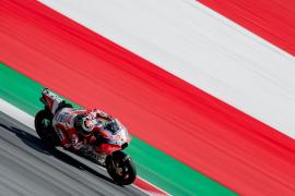 Lorenzo: «He cometido errores en todas las vueltas»