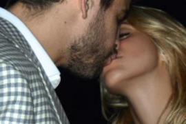 El beso más esperado