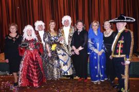 Baile de disfraces solidario del Rotary Club Palma Junípero Serra