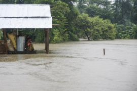 Unos 600 turistas, 26 de ellos españoles, afectados por las inundaciones en Nepal
