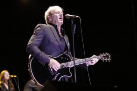 La balada satinada de Michael Bolton brilla en Son Fusteret ante 3.000 fans