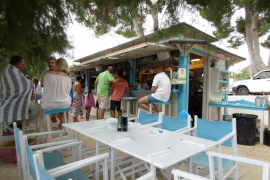 S`Arenal de Portocolom, un paraíso del pescado fresco