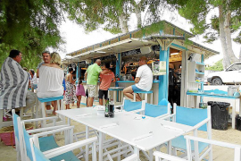 S'Arenal de Portocolom, un paraíso del pescado fresco