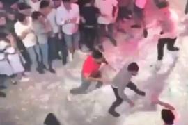 La policía difunde un vídeo de la agresión mortal a un joven en una discoteca de Lloret