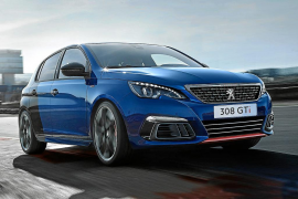Peugeot 308 GTise