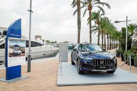 Maserati inicia su gira en Puerto Portals y Sotogrande