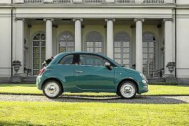 El Fiat 500 entra en el top10 de modelos más vendidos en España