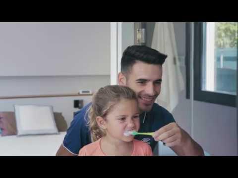 El Palma Futsal homenajea a las familias en su 'spot' para la campaña de abonos