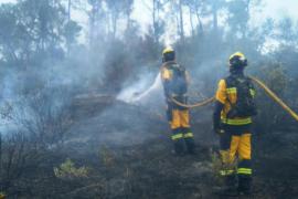 Suspendidas este martes y miércoles las autorizaciones de uso de fuego en Baleares