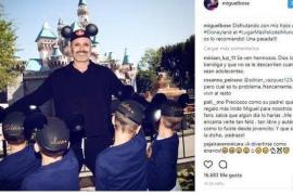 Miguel Bosé denuncia un intento de extorsión con unas fotos de sus hijos