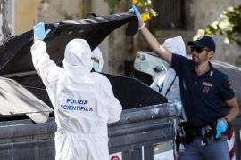 Hallado el cuerpo de una mujer partido por la mitad en dos contenedores en Roma