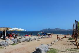 Mallorca continuará con temperaturas elevadas, de unos 35º-36º, hasta este viernes