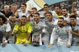 Éxtasis madridista en la Supercopa ante un Barcelona en depresión