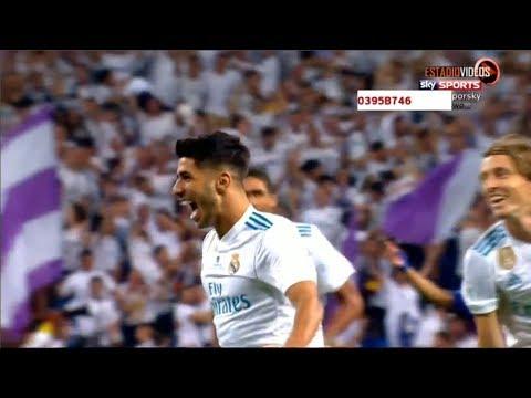 Marco Asensio fulmina al Barça