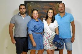 Homenaje a Riera Ferrari en la Galería Marimón de Can Picafort