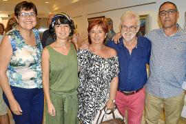 Exposición del Año Dionnís Bennàssar en Cala Sant Vicenç