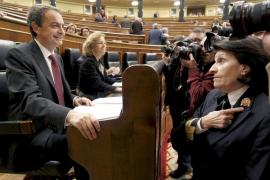 Zapatero dice que la renta per cápita ha subido respecto a Alemania y Francia