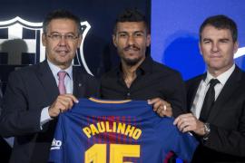 Paulinho: «En China he recuperado la confianza en mi fútbol»