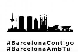 Las redes sociales se vuelcan con las víctimas de Barcelona
