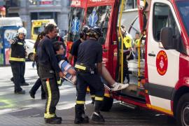 El atentado de Barcelona, uno de los más graves en España