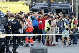 15 de los 80 heridos están graves, 23 «menos graves» y 42 leves